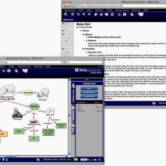 Webspiration Classroom